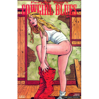 Erotic Comic - Barroso - Cowgirl Blues
