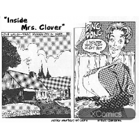 Erotic Comic - Gonzales - Inside Mrs Clover
