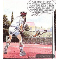 Erotic Comic - Altuna  Horacio - Tenis
