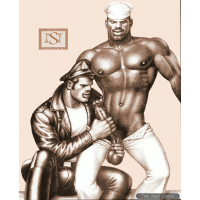 Erotic Comic - Tom of Finland - Kake 18