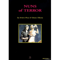 Erotic Comic - Picca  Arturo - Nuns of Terror