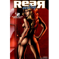 Erotic Comic - various Artists - Rear Entry 02