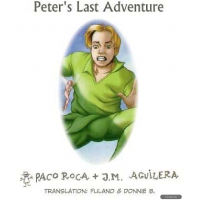 Erotic Comic - unknown Artist - Peter Pan s Last Adventure