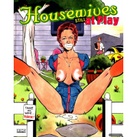 Erotic Comic - Rebecca - Housewives still at Play