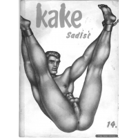 Erotic Comic - Tom of Finland - Kake 14