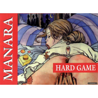 Erotic Comic - Manara  Milo - Hard Game (smaller)