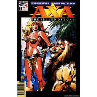Erotic Comic - Romero - Axa - Island of Noah