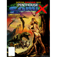 Erotic Comic - various Artists - Penthouse Comix  23