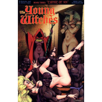 Erotic Comic - Lopez  F Solano - The Young Witches  3 - Empires Of Sin