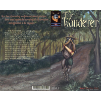 Erotic Comic - Krahnos - The Wanderer - Book 01