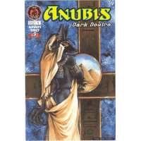 Erotic Comic - various Artists - Anubis Dark Desire  01