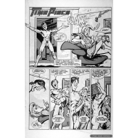 Erotic Comic - Foglio  Phil - XXXEnophile 02 - Time Piece