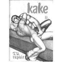 Erotic Comic - Tom of Finland - Kake 11