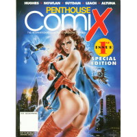 Erotic Comic - various Artists - Penthouse Comix  01