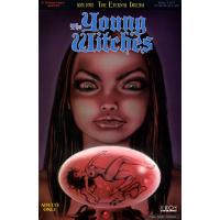 Erotic Comic - Lopez  F Solano - The Young Witches - Book 4 - Part 1 - The Ethernal Dream