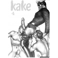 Erotic Comic - Tom of Finland - Kake 04