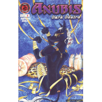 Erotic Comic - various Artists - Anubis Dark Desire  02