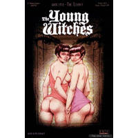 Erotic Comic - Lopez  F Solano - The Young Witches - Book 6 - Part 1 - The Legacy