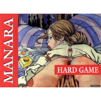 Erotic Comic - Manara  Milo - Hard Game
