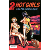 Erotic Comic - unknown Artist - 2 Hot Girls  02 - On a hot Summer Night
