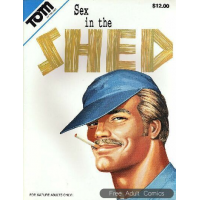 Erotic Comic - Tom of Finland - Sex in the Shed