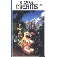 Erotic Comic - Tarsis  Brian - City Of Dreams