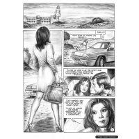 Erotic Comic - Chris - La Captive