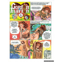 Erotic Comic - Ferocius - Gordon and Marion - The ideal Couple