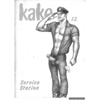 Erotic Comic - Tom of Finland - Kake 12