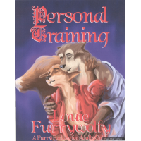 Erotic Comic - Louie Furrywolfy - Personal training