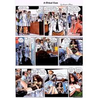 Erotic Comic - Altuna  Horacio - A Clinical Case