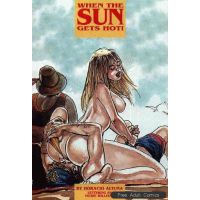 Erotic Comic - Altuna  Horacio - When the Sun gets Hot