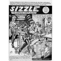 Erotic Comic - unknown Artist - Sizzle Special