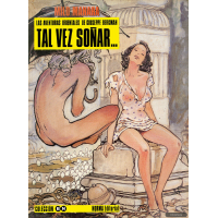 Erotic Comic - Manara  Milo - Tal Vez So ar