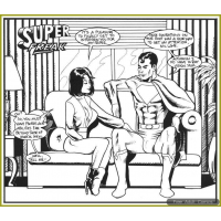 Erotic Comic - Taylor  Kevin - Super Freak