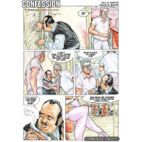 Erotic Comic - Maslek - Confession