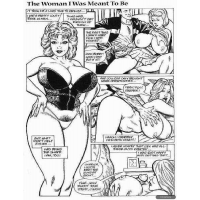 Erotic Comic - unknown Artist - The Woman I Was Meant To Be
