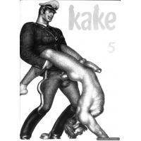Erotic Comic - Tom of Finland - Kake 05