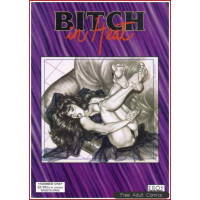Erotic Comic - Casotto  Giovanna - Bitch in Heat Number 01