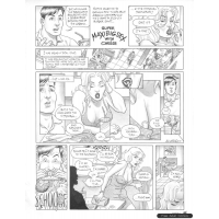 Erotic Comic - Alvaro - Super MaxiBigSex with Cheese