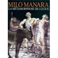 Erotic Comic - Manara  Milo - La Metamorphose